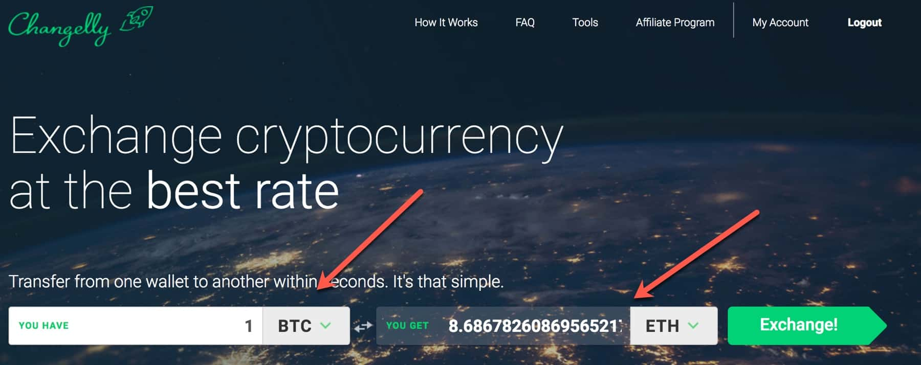better to convert or exchange cryptocurrencies