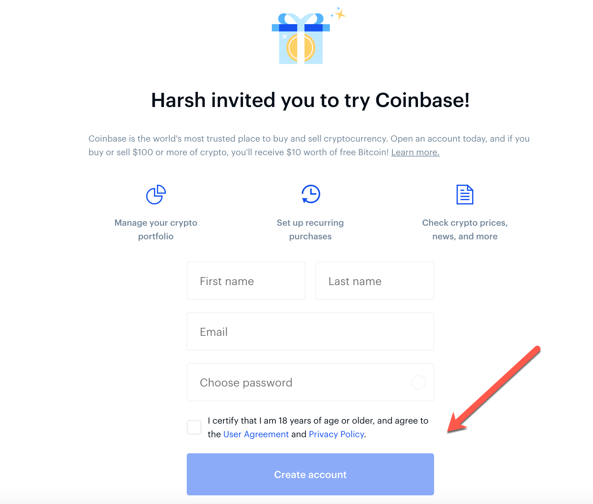 can you buy bitcoin instantly on coinbase