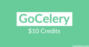 GoCelery $10 Credits: Circle Alternative Offering Free Credit In USA