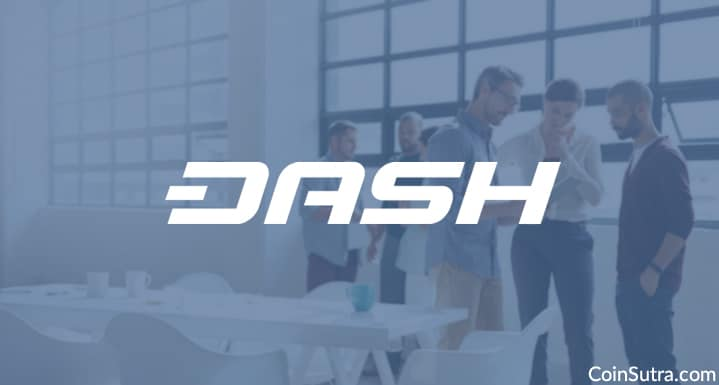 dash to bitcoin