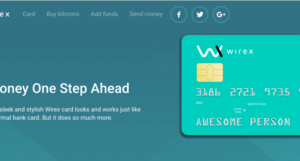 Wirex Deal: Free Bitcoin Debit Card & Claim 0.5% Cash Back On Purchases