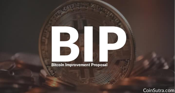 BIP - Bitcoin Improvement Proposal