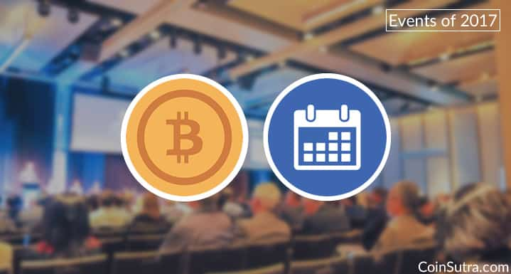 The Top Blockchain Events of 2017