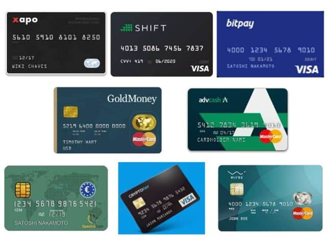 What Are Bitcoin Debit Cards