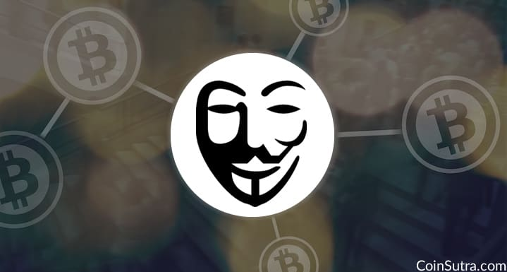 Guarantee Anonymity in Bitcoin Transactions