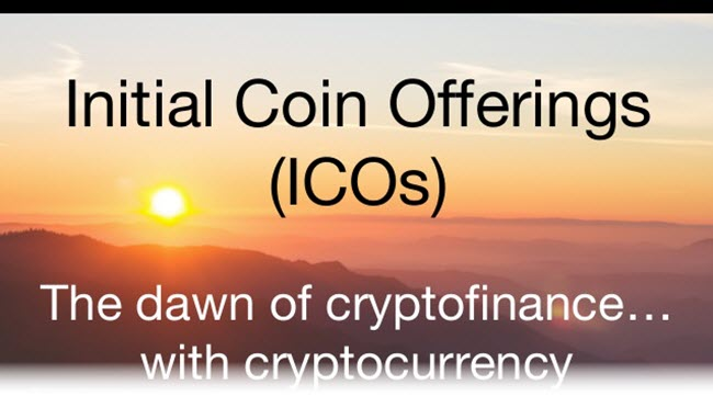 Introduction to Ethereum Based ICOs