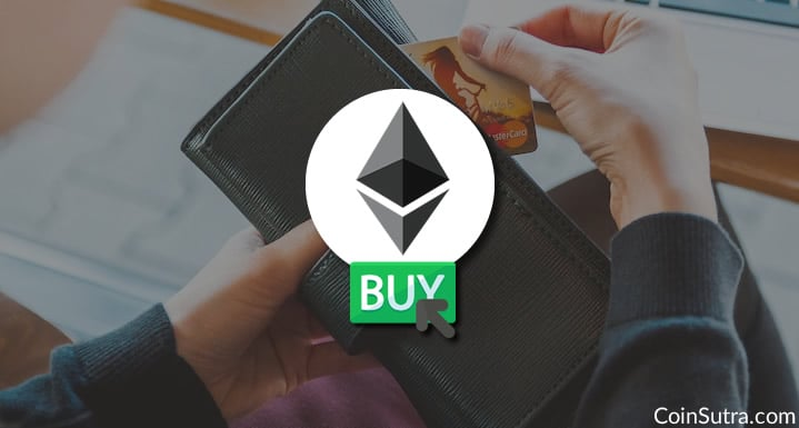How To Instantly Buy Ethereum With A Credit/Debit Card