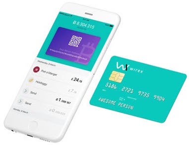 Wirex Bitcoin Debit Card