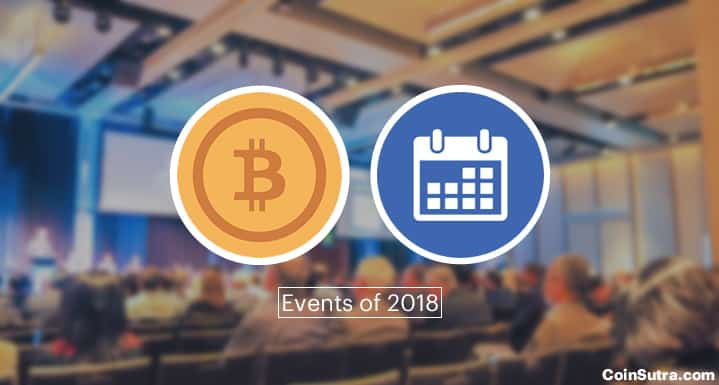 The Top Blockchain Events of 2018