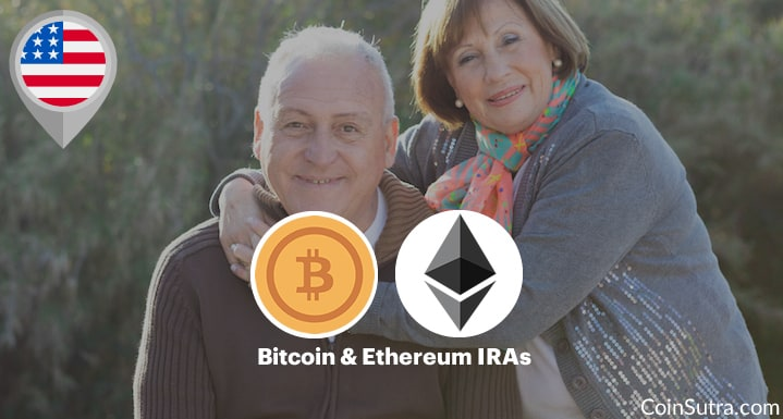 What Are Bitcoin & Ethereum IRAs? [For US Residents]