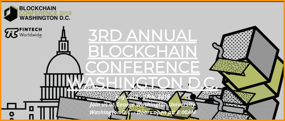 3rd Blockchain Conference DC