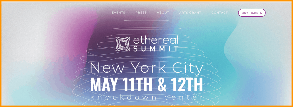 Ethereal Summit 2018