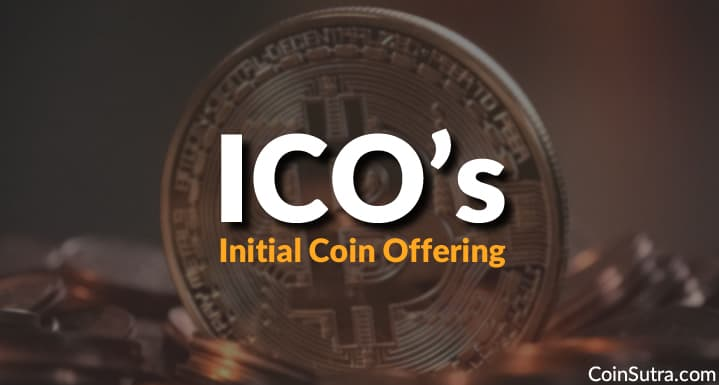Initial coin offering ipo