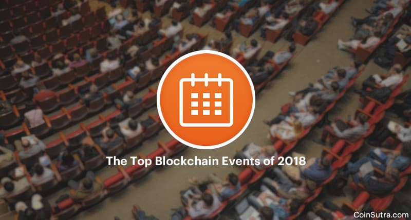 Blockchain Events in 2018