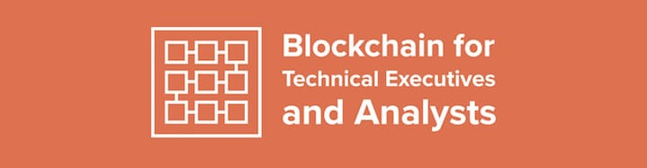 Blockchain for Technical Executives and Analysts