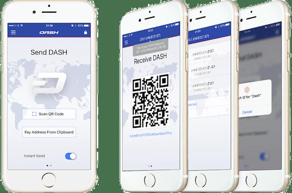 DASH Core iOS (Mobile Wallet)