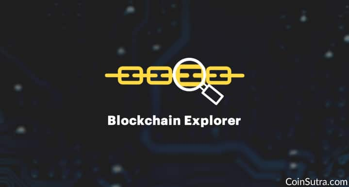 Blockchain explorer ethereum crypto