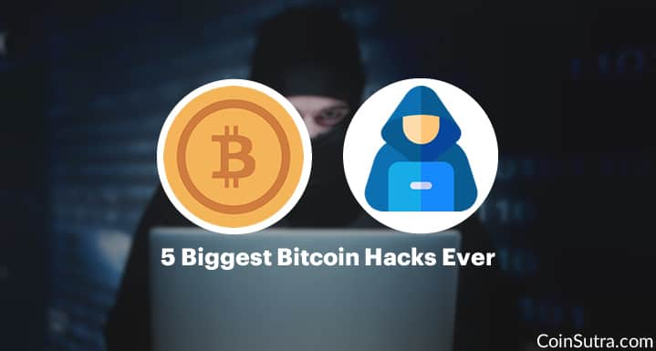 Top 5 Biggest Bitcoin Hacks Ever