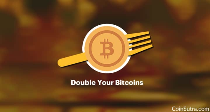 Bitcoin gold fork coming how to double your bitcoins bitcoin gold fork how to double bitcoin ccuart Images