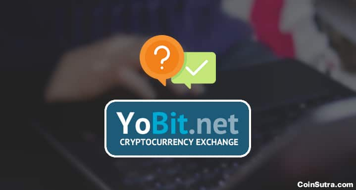 YoBit Exchange Review