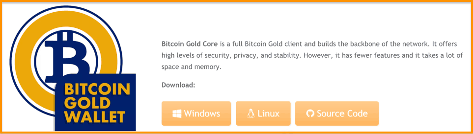 Bitcoin Gold Core