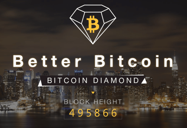 Oh Yes ! Bitcoin Diamond Fork Is Coming [Another BTC Hard Fork]