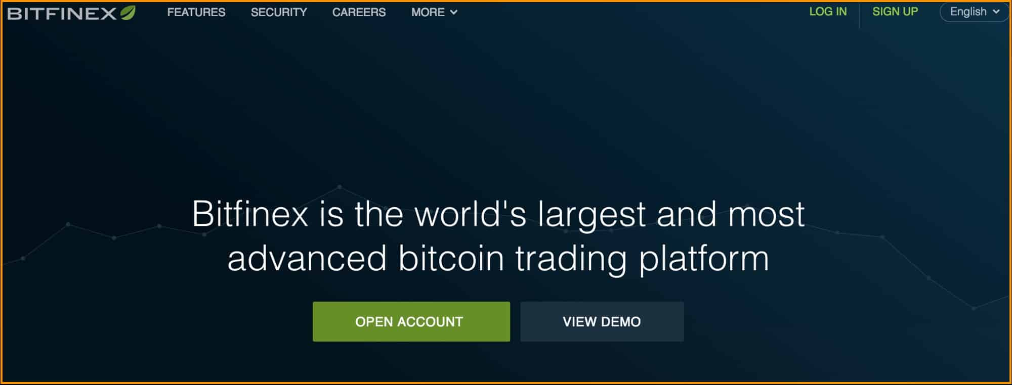 Bitfinex-Cryptocurrency-exchange