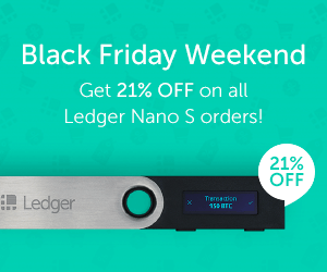 Ledger Wallet Black Friday Black Friday Sale