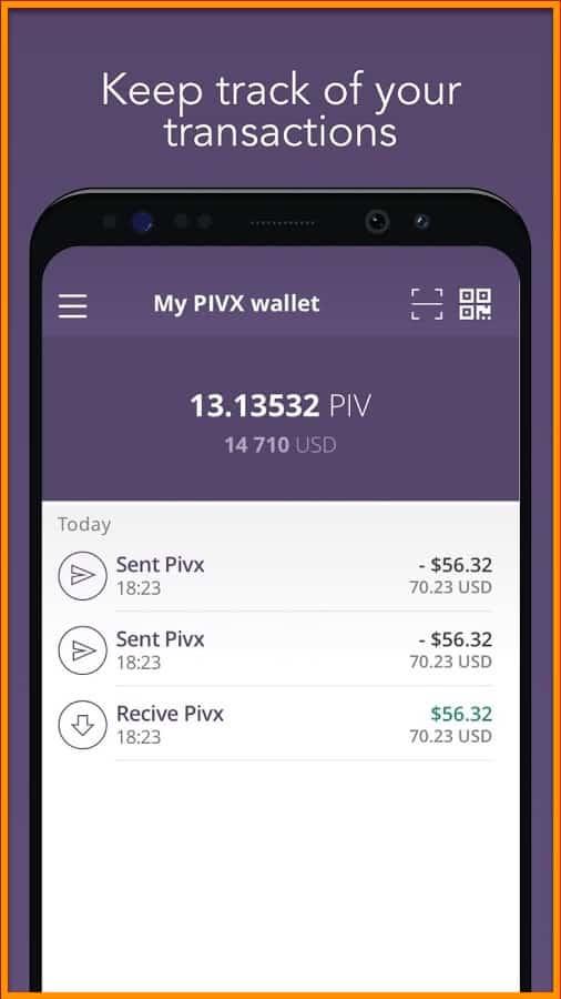 PIVX-Mobile-Wallet