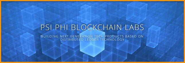 PSI PHI Blockchain Labs