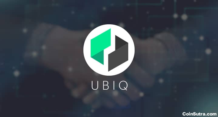 UBIQ Cryptocurrency