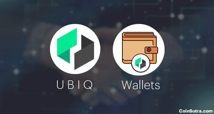 best UBIQ wallet