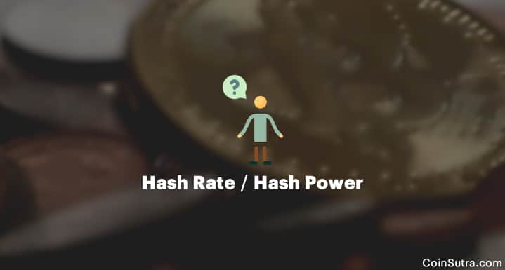 Sell your hashing power