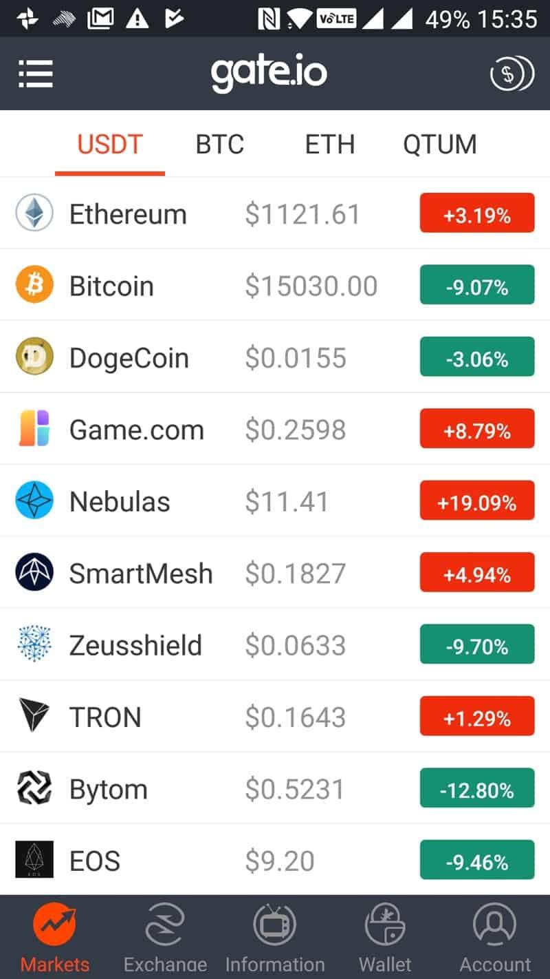 Cryptocurrencies trading pc app