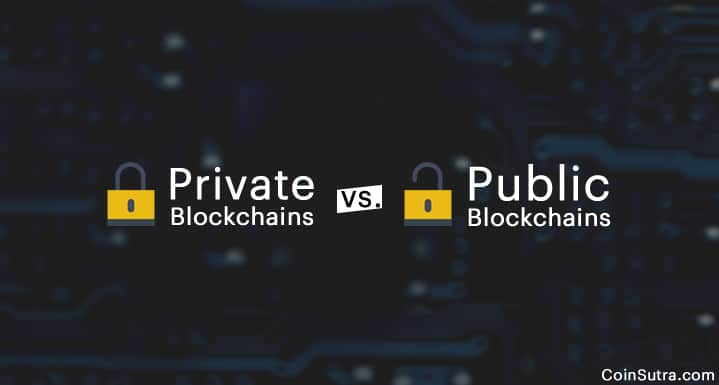 Private Blockchains Vs. Public Blockchains