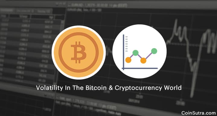 Volatility In The Bitcoin & Cryptocurrency World