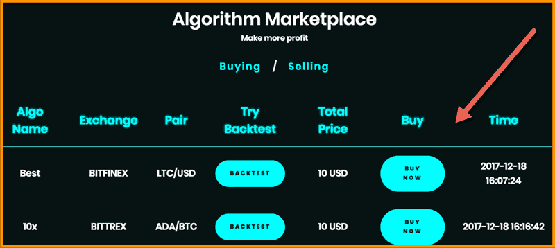 Autonio-MarketPlace