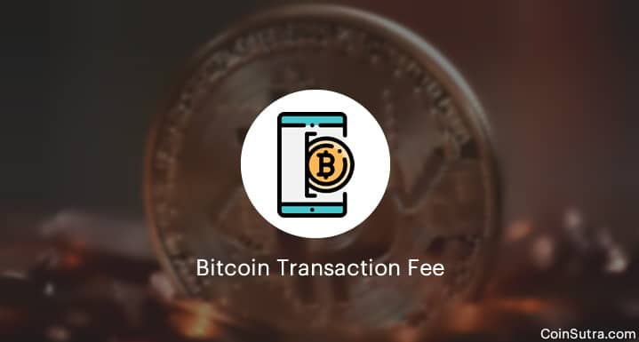 How Much Bitcoin Transaction Fees To Pay For Confirmed Transaction -
