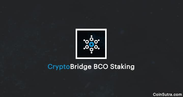 How to Stake BCO on CryptoBridge Decentralised Exchange [Tutorial]