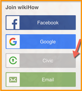 WikiHow-CVC-Login
