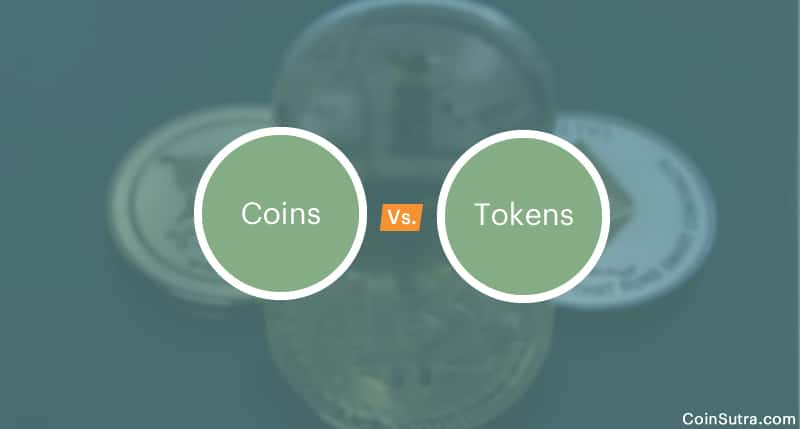 token vs coin in cryptocurrency