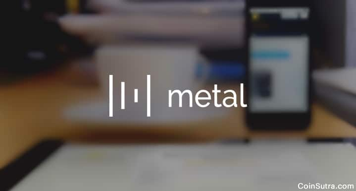 Metal Cryptocurrency: Earn While Sending & Receiving Money [Fundamental Analysis]