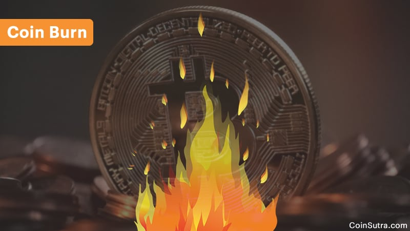 What Is Coin Burn In Cryptocurrency
