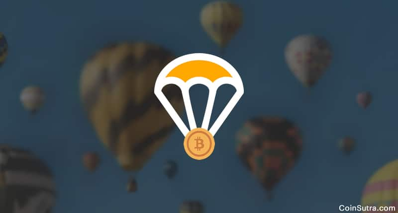 Airdrops In Cryptocurrencies