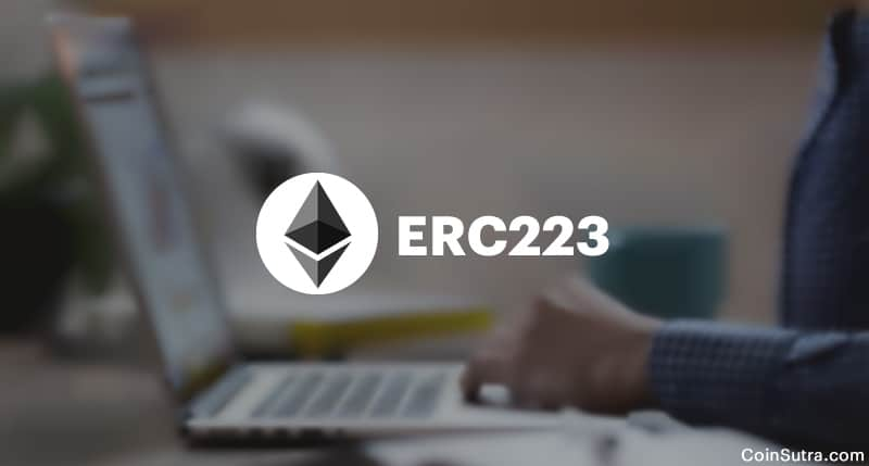 ERC223, The New Version Of ERC20, Is Here And Its Way Better