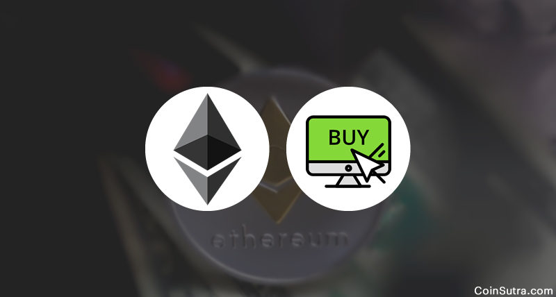 Here Is How & Where To Buy The Popular Cryptocurrency Ethereum (ETH)