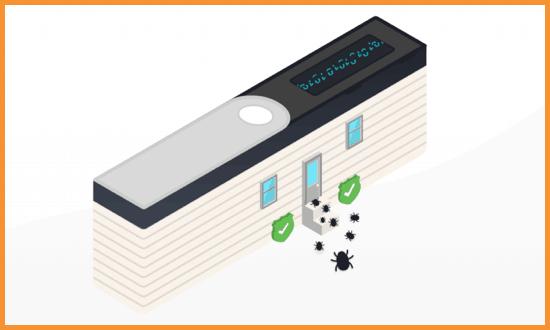 Ledger Nano S Bugs