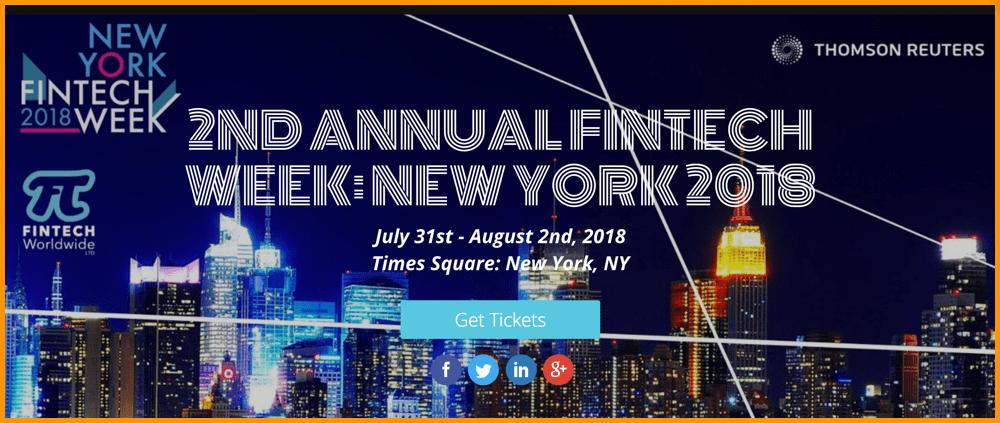 New York Fintech Week