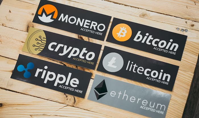Accept Cryptocurrencies
