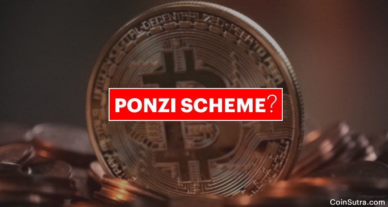 What Is A Ponzi Scheme & Why Bitcoin Is Not One